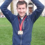Supporter stories - Elizabeth's Legacy of Hope - Amputee charity - Martyn Brown London Marathon