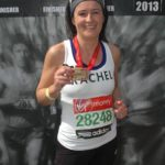Supporter stories - Elizabeth's Legacy of Hope - Amputee charity - Rachel Dixon London Marathon