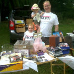 Supporter stories - Elizabeth's Legacy of Hope - Amputee charity - car boot sale
