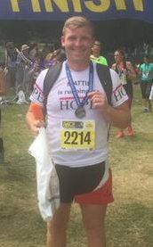 running, St Albans Half Marathon, fundraising, ELoH, amputees, elizabeth's legacy of hope