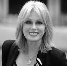 Team ELoH - Joanna Lumley - Elizabeth's Legacy of Hope