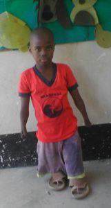 Baraka, age 11
