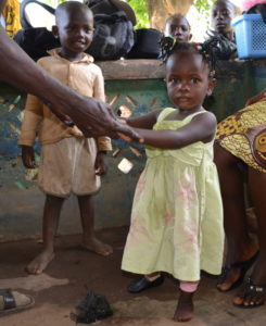 How we work - Elizabeth's Legacy of Hope - Amputee charity