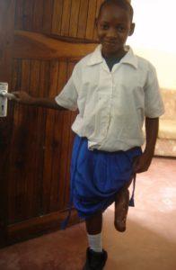 Halima, age 11