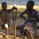 Boy, 6, and girl, 10, who were hit by speeding trucks in Mwanza