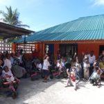 Group photo of Matumaini students