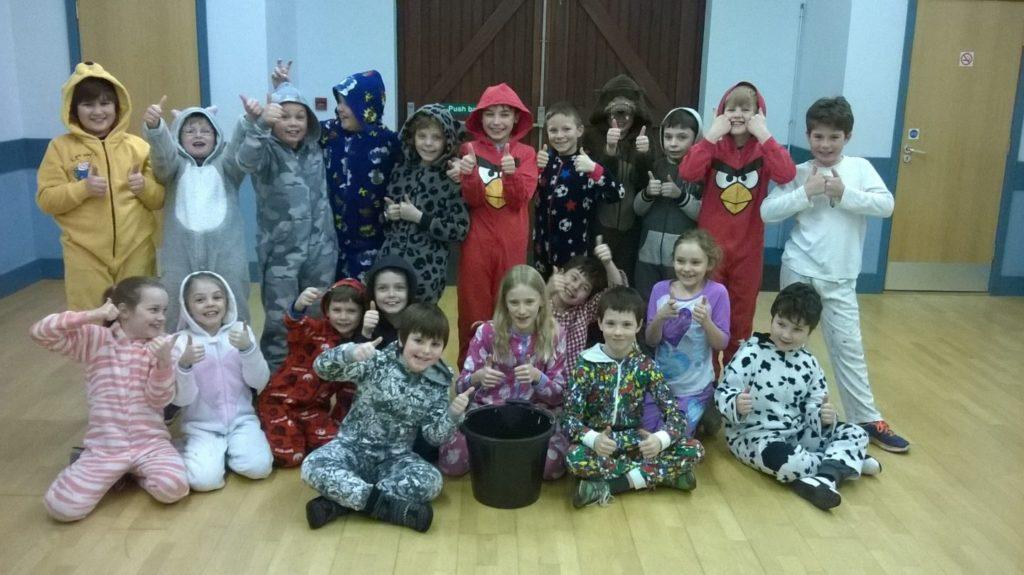 ELoH 1st Dickleburgh Sea Scouts fundraise