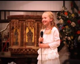 Pollyanna Luton concert screenshot2