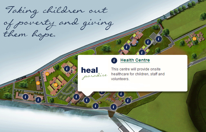 Paradise Village with Health Centre - cropped for website