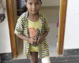 India amputee project - Elizabeth's Legacy of Hope