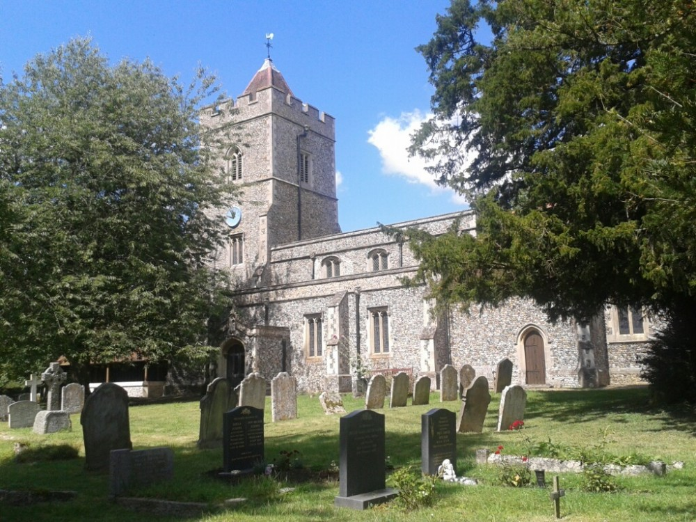 St Nicholas Church Great Munden