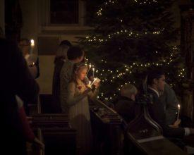 Elizabeth's Legacy of Hope Carol Service St Margaret's Church, Westminster Abbey
