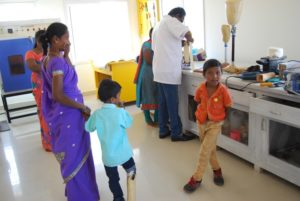 Changing the lives of child amputees in India. Elizabeth's Legacy of Hope - HEAL India - helping child amputees walk