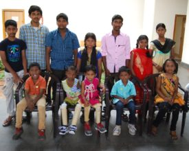 Elizabeth's Legacy of Hope - HEAL India - helping child amputees walk