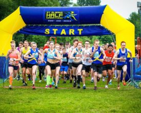 Challenge events - fundraising - St Albans Half Marathon - Elizabeth's Legacy of Hope - transforming child amputees' lives
