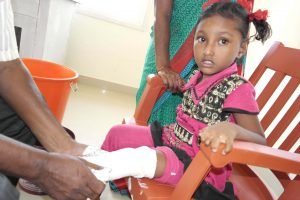 India, ELoH, Elizabeth's Legacy of Hope, amputee, disability, charity, Nalini