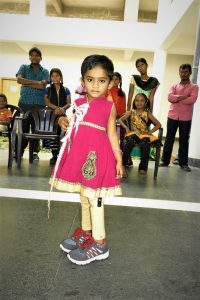 Deepika, Elizabeth's Legacy of Hope, amputee, India, charity, prosthetics