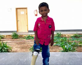 ELoH, Elizabeth's Legacy of Hope, amputees, disability, prosthetic, charity, india, andhra pradesh, children, happy, niral