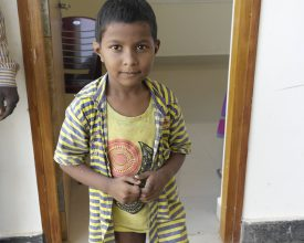 Vivaan, Elizabeth's Legacy of Hope, amputee, India, charity, prosthetics