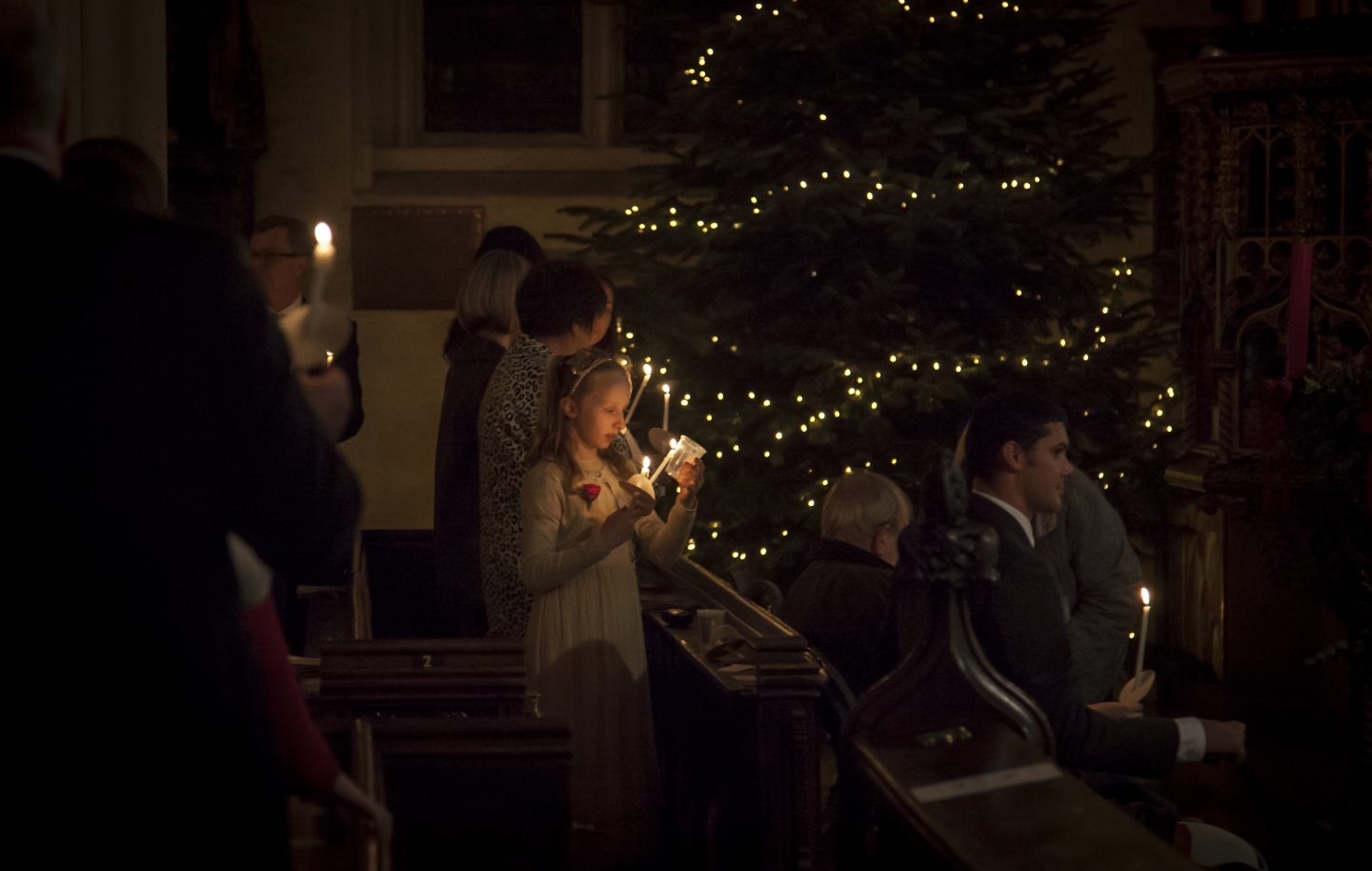 A Carol Service to remember