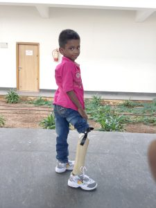 Niral, ELoH, Elizabeth's Legacy of Hope, amputees, disability, prosthetic, charity, india, andhra pradesh, children, happy, Viral